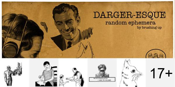 Darger-esque Vol. 1