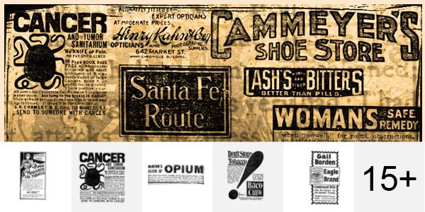 Vintage News Ad