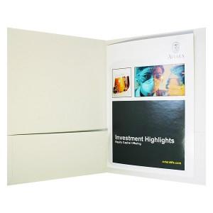 Business Proposal Folder