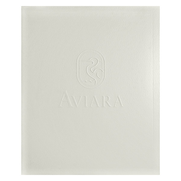Stitched Brochure Folder (Embossed)