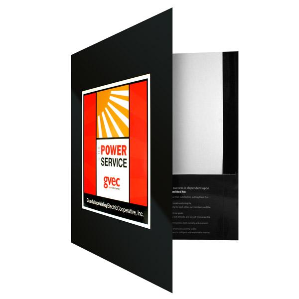 Pocket Folder Example
