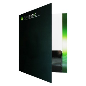 Professional Looking Presentation Folder