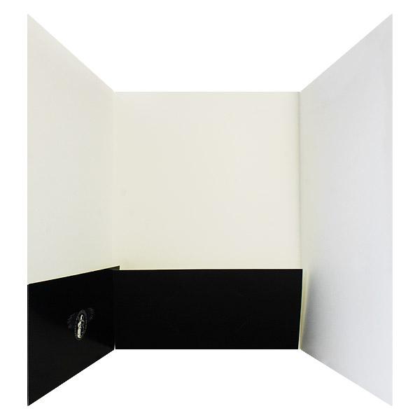 Tri-Fold Presentation Folder