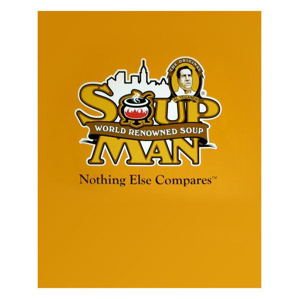 Branded Folder With Slogan