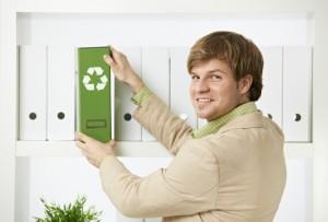 Eco Friendly Binder