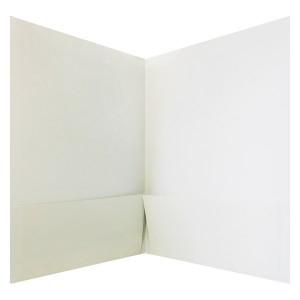 Folder with Expansion Pocket