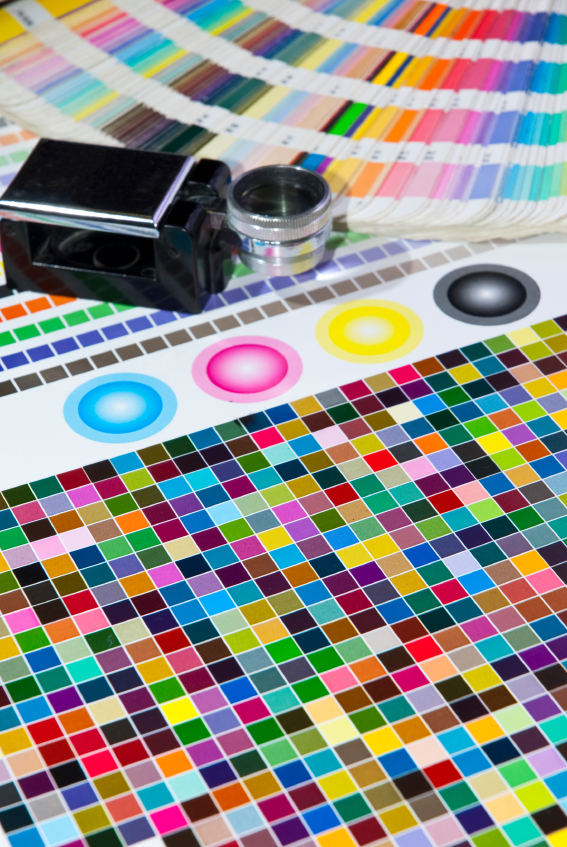 4-Color CMYK Printing