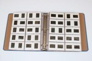 Binder Sleeves for Irregular Items