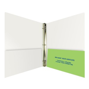 Medical Binder Pockets