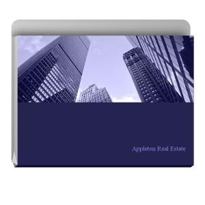 Portfolio File Folder