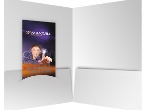A Complete Guide to Presentation Folders with Brochure Slits