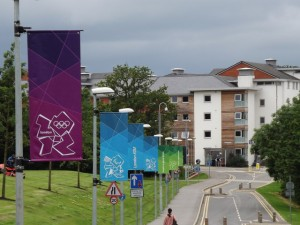 London 2012 Olympic Banners