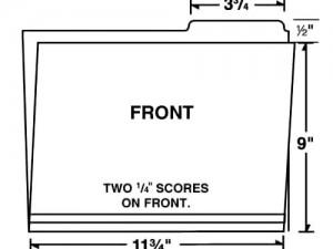 5 Custom Tax File Folders for an Orderly Office
