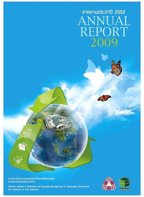 TPMSE Annual Report Cover