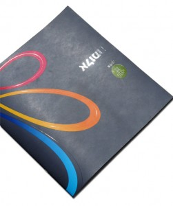 Folder with High-Quality Printing