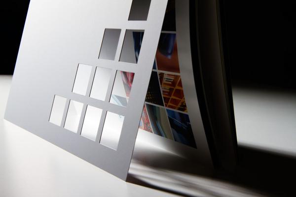 Die Cut Windows