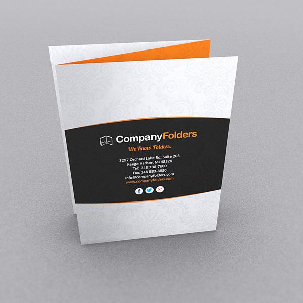 9 stylish folder  u0026 brochure folds for print designers