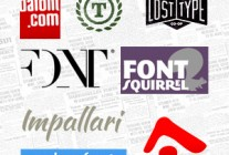 The Top 8 Free Font Sites for Print Designers