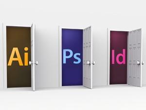 Adobe Illustrator vs. Photoshop vs. InDesign - Print Design Guide