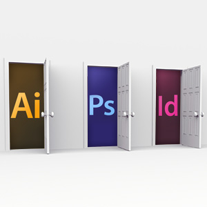 Adobe illustrator vs photoshop vs indesign print design guide photoshop vs indesign print design guide reheart Images