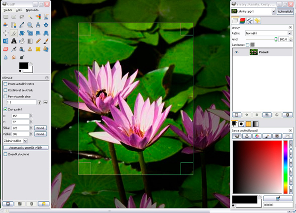 Best Open Source Photoshop Alternatives - GIMP
