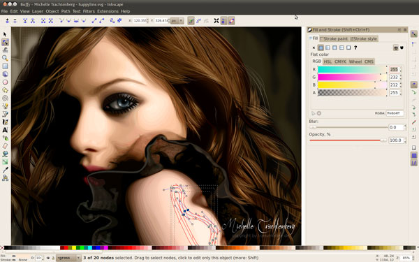 Best Open Source Photoshop Alternatives - Inkscape