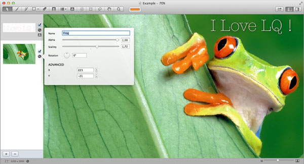 Free Photoshop Alternatives for Mac - LiveQuartz