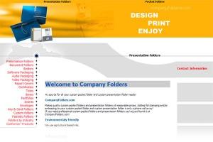 Homepage - 2003