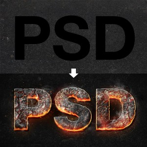 55 Ridiculously Cool Photoshop Text Effect Tutorials