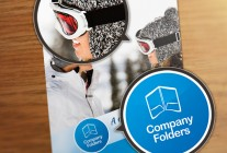 How to Use Our Folder Design Templates