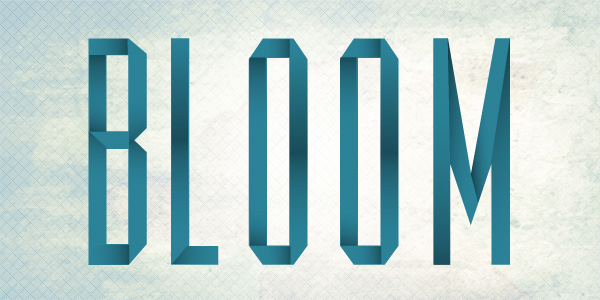 Create a Retro Folded Text Effect in Illustrator