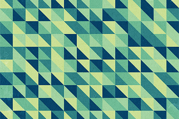 Create a Retro Triangular Pattern Design in Illustrator