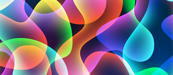Create a Vibrant Abstract Vector Design Illustrator