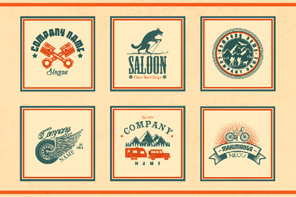 How to Create a Retro Logo Design