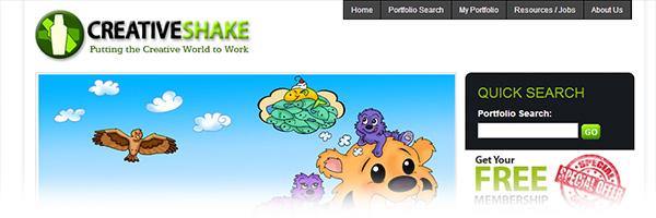 CreativeShake