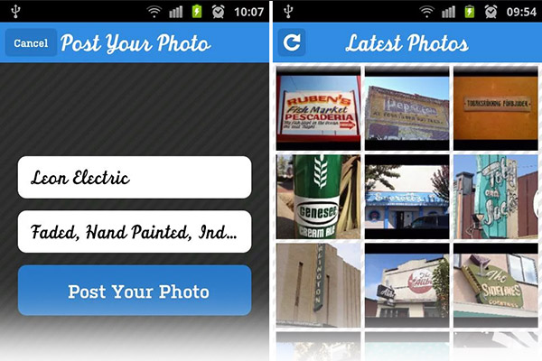 Fontly - Collect and share typography all across the globe