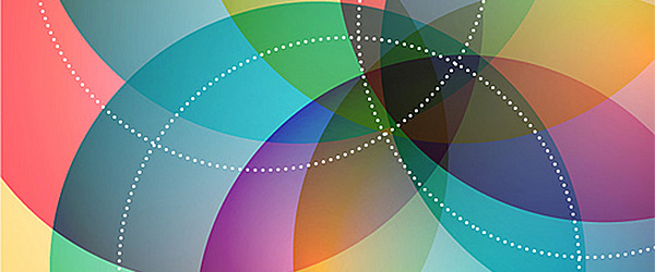 Illustrator Full Spectrum Spirograph