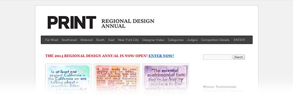 Regional Design Annual