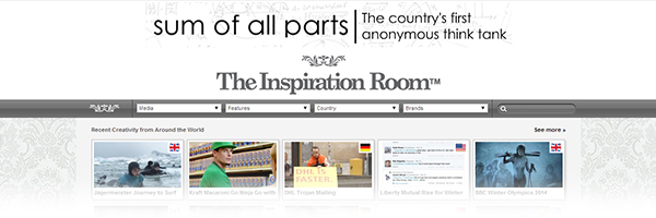 The Inspiration Room