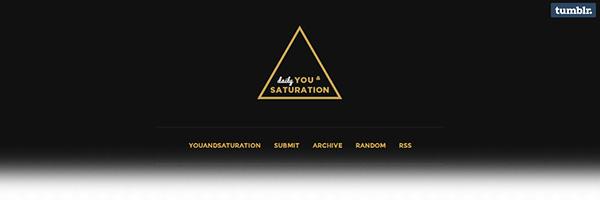 Youandsaturation