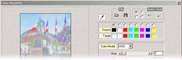 Color MegaMix 1.1