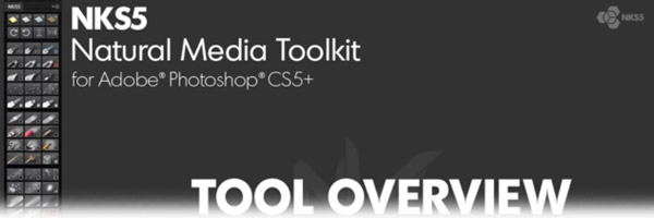 NKS5 Natural Media Toolkit
