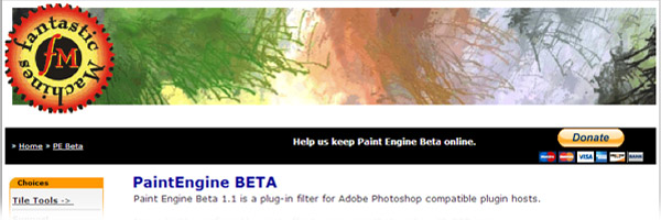 PaintEngine BETA