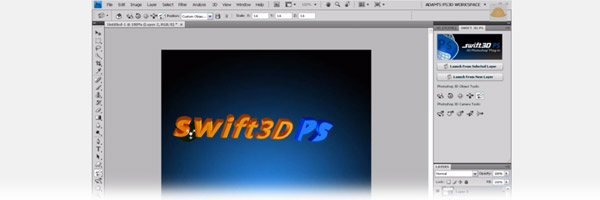 Swift 3D PS