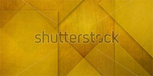 Abstract Layer of Gold Texture