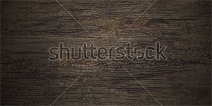 Black Wall Wood Background