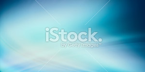 Blue Smooth Wave Background