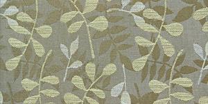 Brown Leaf Print Background