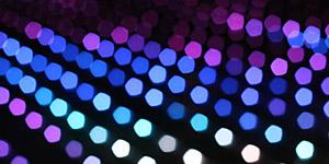Colorful Bokeh Texture 02