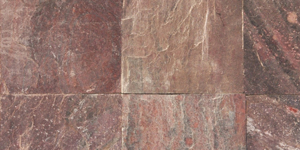 Copper Quartz Tiles Background